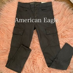 NWT AE | Super Super Stretch Hi Rise Jegging